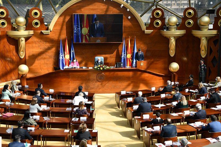 ASH-AAA: Tërheqim amandamentet pasi të zyrtarizohet se VMRO i ka tërhequr nga ligji për shtetësi