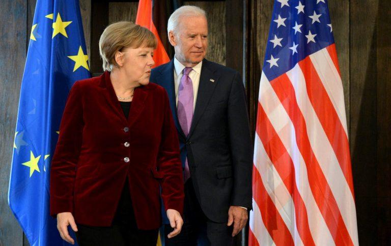 """Merkel e Biden bashkë kundër Rusisë, """"ultimatum"""" Moskës"""