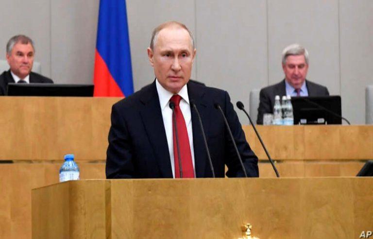Bie dukshëm besimi i rusëve në mesazhin e Putinit, nga fjalimi në Asamble