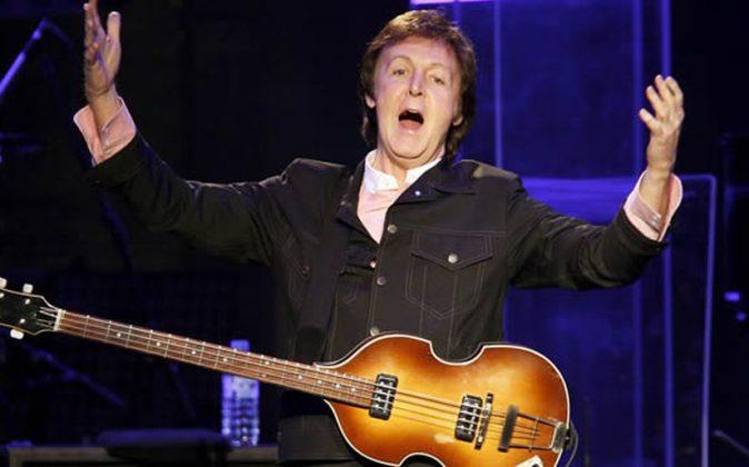 Paul McCartney në një autoportret prej 154 këngësh