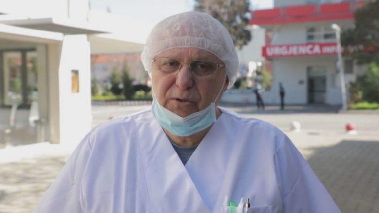 Mjeku Tritan Kalo largohet nga Komiteti Teknik i Ekspertëve