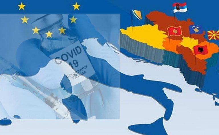 Vaksinat, garë gjeopolitike për dominim në Ballkan!
