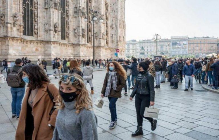 Zbuten kufizimet në Itali, Milano nuk është më zonë e kuqe