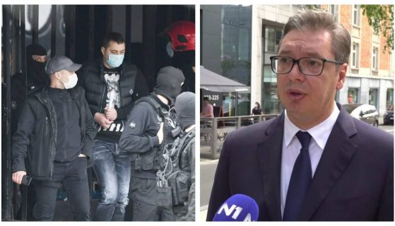 Aleksandar Vuçiq vs Belli Vuk dhe gjenocidi serb në Kosovë