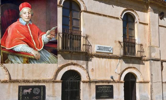 Si ndikoi Papa Klementi XII në themelimin e kolegjit Korsini në Shën Mitër