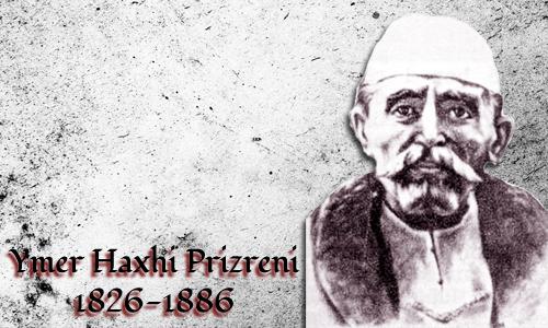 Ymer Haxhi Prizreni (1826 – 1886), kryetari i parë i Shqipërisë së Katër Vilajeteve