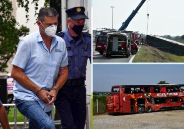 E zuri gjumi në timon, Kroacia për shoferin e 'Deva Tours': Do të ekstradohet në Kosovë, vetëm nëse dënohet me burg