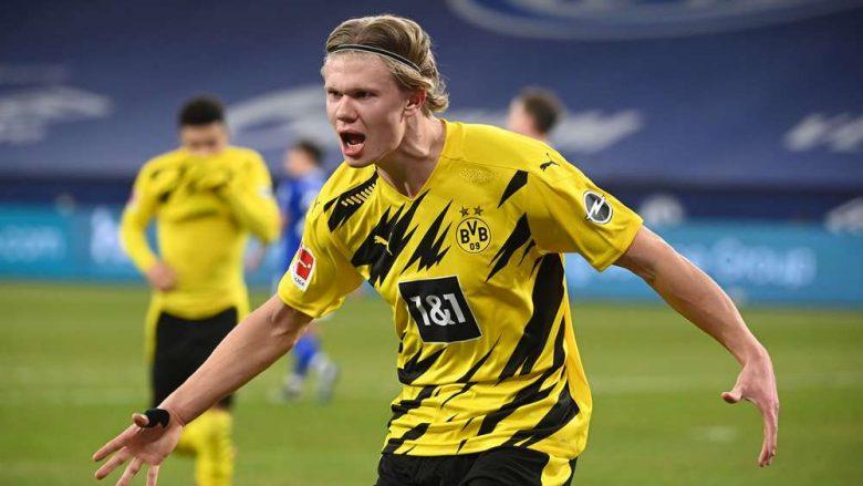 Chelsea do ta testojë Borussia Dortmundin me një ofertë të jashtëzakonshme për Erling Haalandin