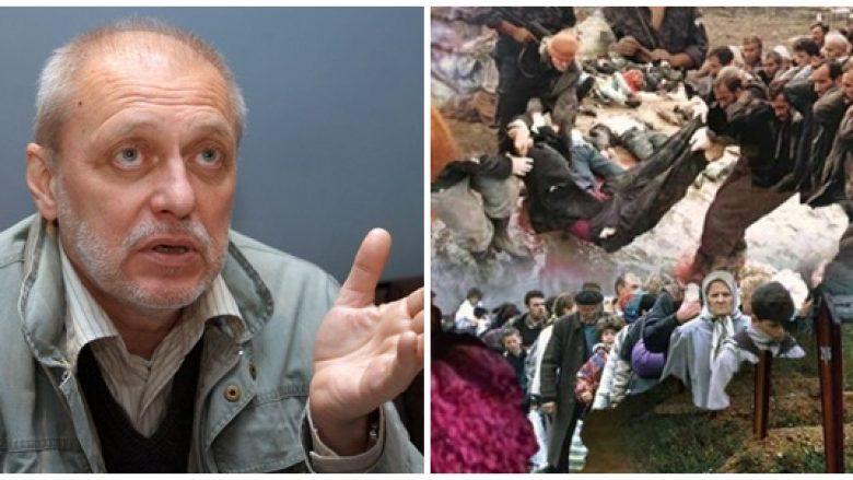 Dramaturgu serb u kërkon falje shqiptarëve për të gjitha krimet serbe dhe pyet: A duhet Kosova ta njohë Serbinë?