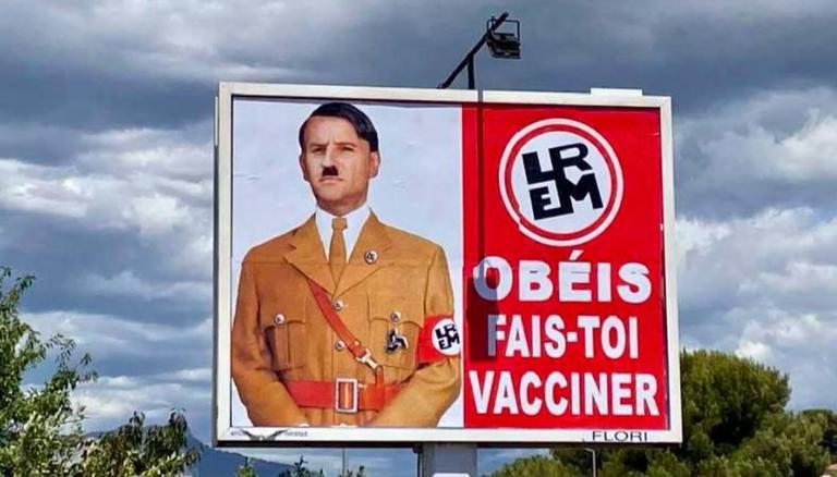 Presidenti francez denoncon karikaturistin që e përshkroi si Hitleri, Var-Matin: U befasova dhe u trondita