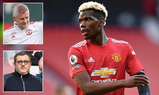 Pogba drejt lamtumirës nga Manchester United, PSG bën gati sulmin