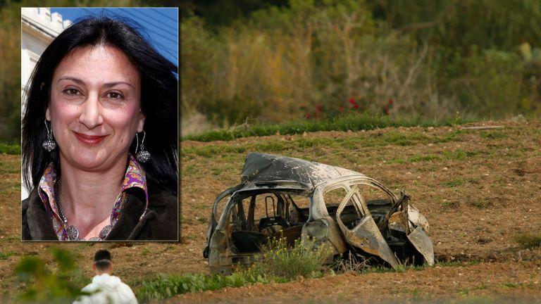 Vrasja e gazetarës investigative, del RAPORTI: Shteti i Maltës është përgjegjës për vdekjen e saj