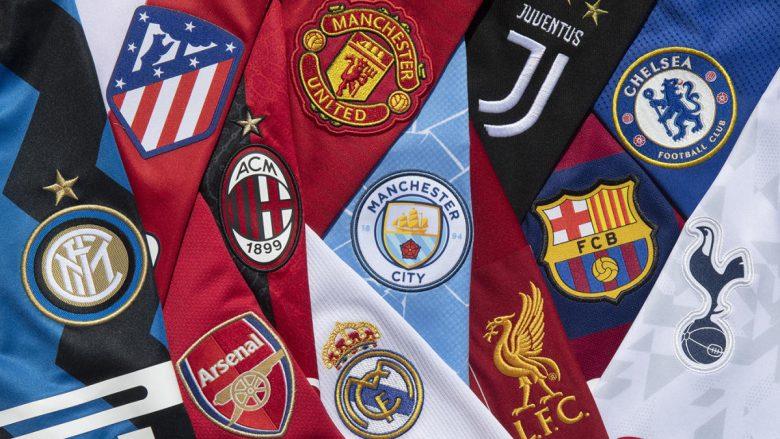 Dhjetë klubet që kanë shpenzuar më shumë në transferime dekadën e fundit – Prinë Man City, Juventusi i katërti, Real Madridi i teti