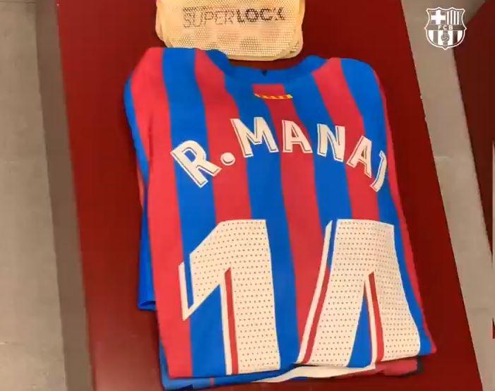 Lëmsh me fanellat te Barcelona, Coutinho i rrëmben numrin Manajt. 10-ta e Mesit pa pronar