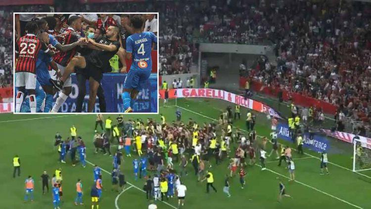 Marseja kërkon fitoren në tavolinë, merret shembull ndeshja Serbi-Shqipëri