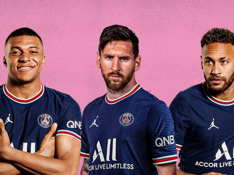 Nga Neymar te Mbappe/ PSG publikon formacionin debutues në ndeshjen e sotme, Messi i bashkohet 'treshes fantastike'