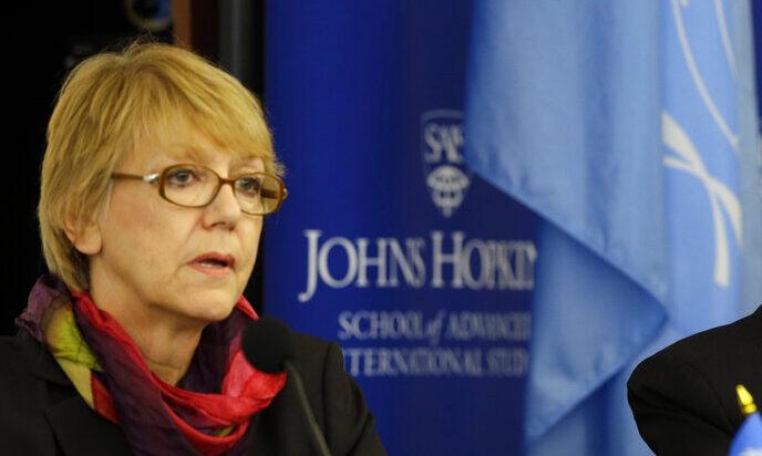 """Sonja Biserko: """"Ballkani i hapur"""" është versioni i ri i """"botës serbe"""", Gjermania nuk e përkrah"""