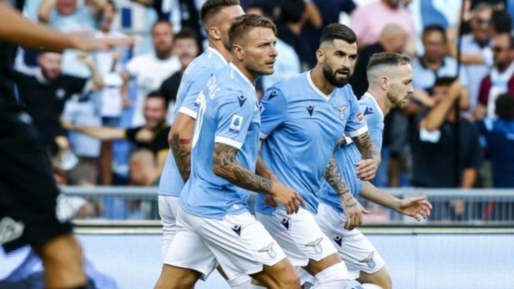"""Hysaj shënon, Lazio luan """"tenis"""" me Spezian"""