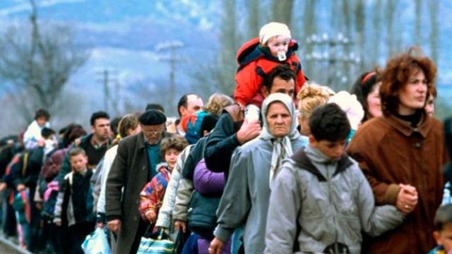 Lufta e Kosovës dhe masakra e Srebenicës, qasja e Serbisë ndaj krimeve të luftës