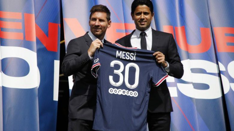 Messi do të paguhet pjesërisht me kriptovaluta nga Paris Saint-Germain