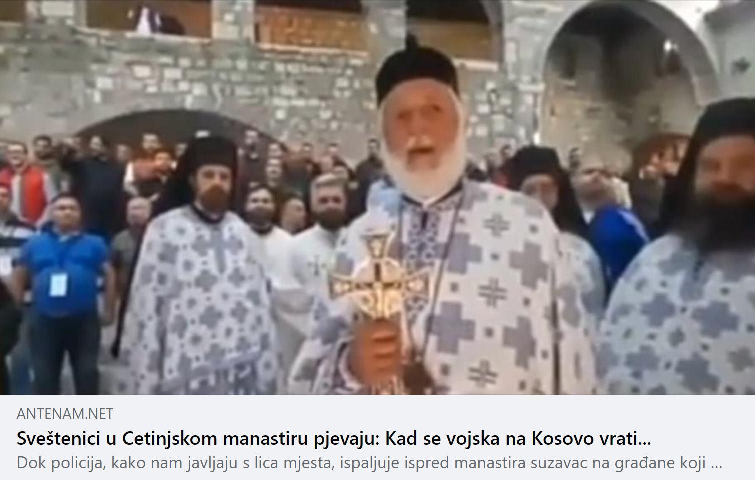 """'Nëse hoxhallarët do të këndonin kangë për kthimin e ushtrisë Otomane në Beograd, të nesërmen do të mblidhej Këshilli i Sigurimit të KB-së në Nju-Jork"""""""
