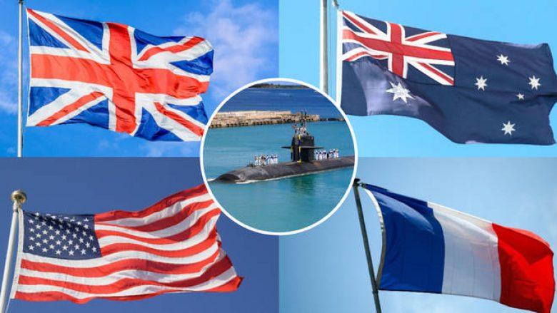Pse Franca është e zemëruar me marrëveshjen trepalëshe SHBA, Britani dhe Australi?