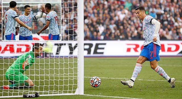 Video/ De Gea hero, pret penallti dhe siguron fitoren e Man. United ndaj West Ham