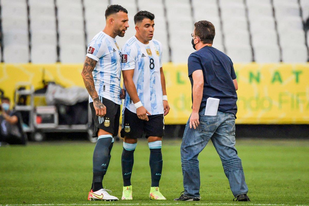 E rëndë:4 futbollistët e Argjentinës rrezikojnë 5 vite burg