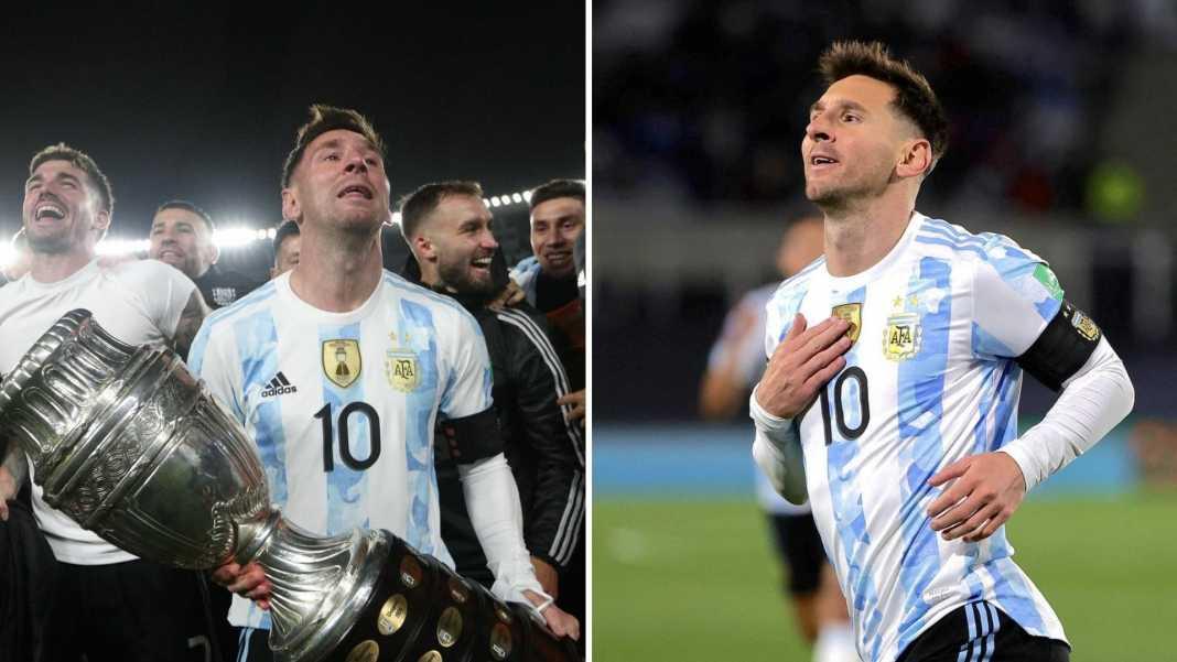 Messi thyen rekordin e Pelesë duke i shënuar tre gola Bolivisë