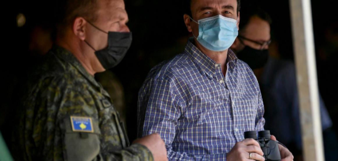 Albin Kurti: NATO-ja nuk largohet nga Kosova
