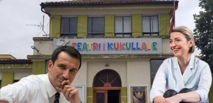 """Shembet edhe Teatri i Kukullave? """"Pakti"""" Veliaj-Margariti për ta zhvendosur te Garda. Dokumentet"""
