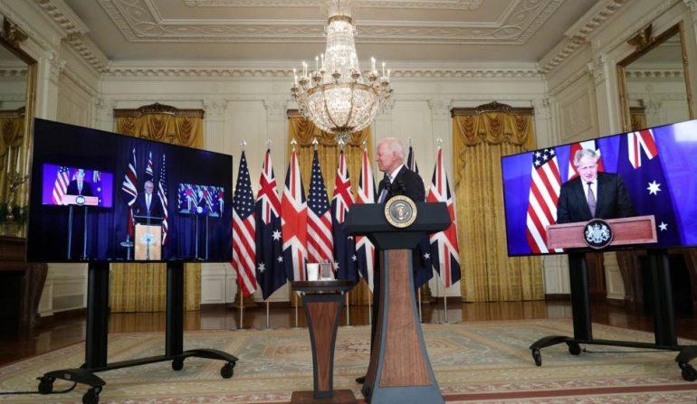 Mesazh Kinës?! SHBA dhe Britania ndihmë Australisë për të prodhuar nëndetëse bërthamore