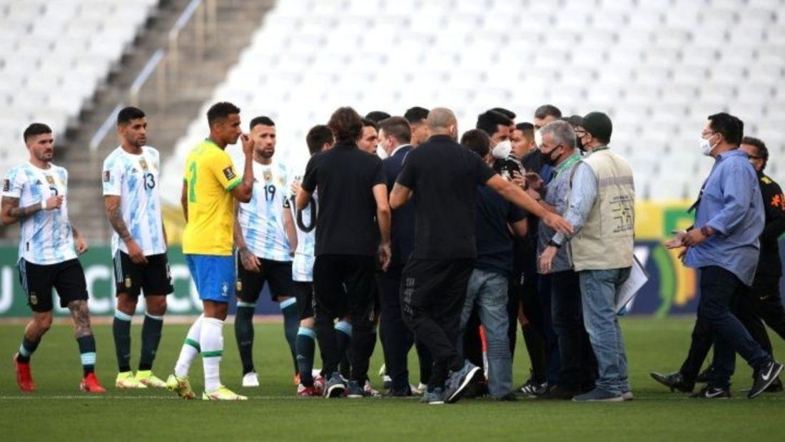 Pezullimi i ndeshjes Brazil-Argjentinë, reagon FIFA