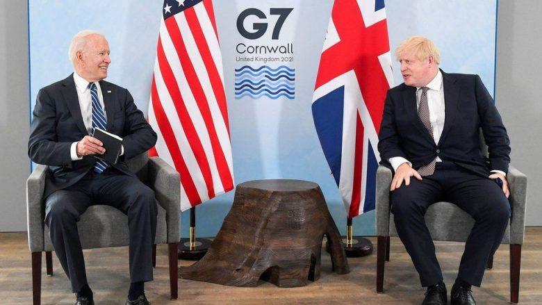 Johnson për vizitë katër-ditore në Shtetet e Bashkuara
