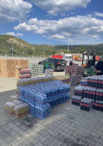 Dogana konfiskon mallra të kontrabanduara nga Serbia