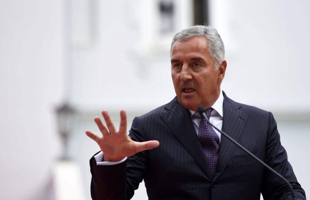 Presidenti i Malit të Zi akuzon Rusinë për ndërhyrje në punët e brendshme