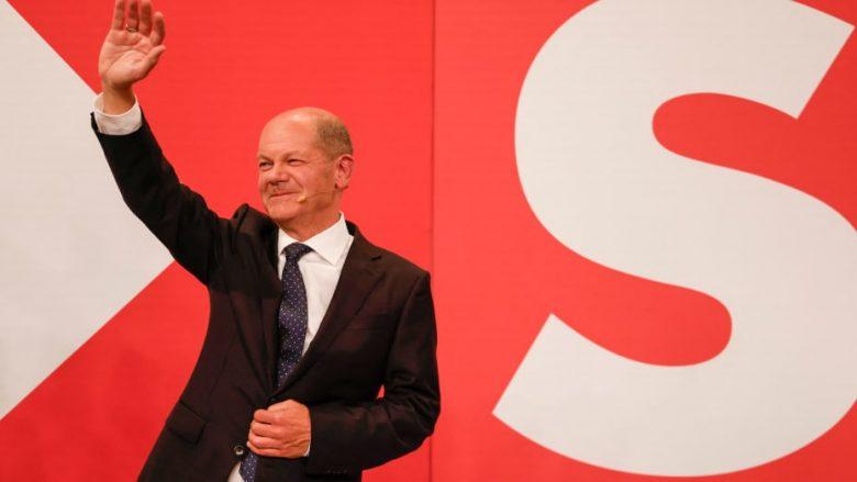Numërohen të gjitha votat, Social-Demokratët gjermanë fitojnë zgjedhjet përpara konservatorëve të Merkel