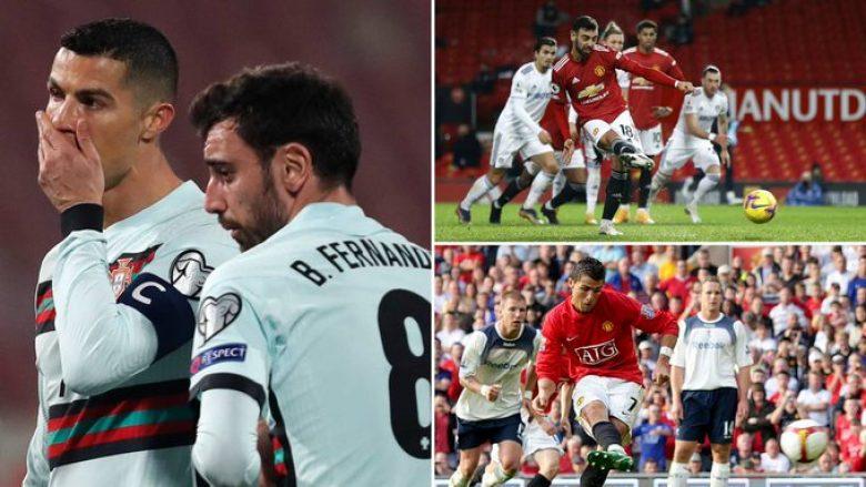 Krijohet dilema e parë te Manchester Unitedi: Kush do t'i gjuajë penalltitë?