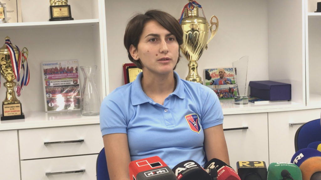"""''Champions League"""", vajzat e Vllaznisë sfidojnë Juventus, shkodranet kërkojnë kualifikimin"""
