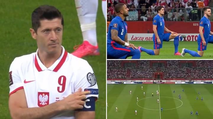 Gjesti i Lewandowskit bën xhiron e botës, polaku me shumë se një futbollist i madh