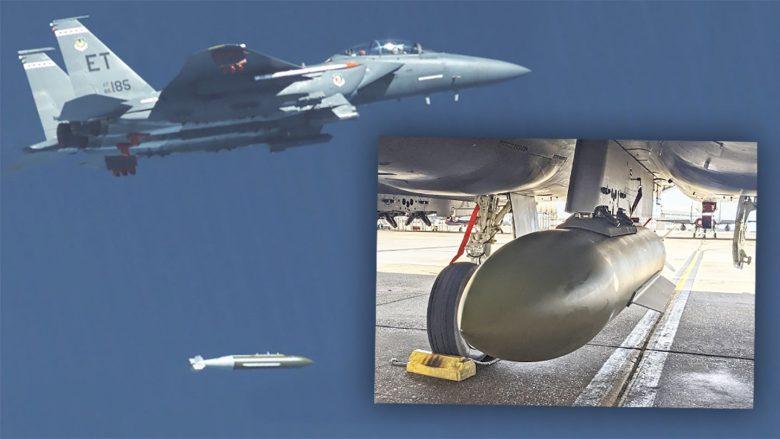 Ushtria amerikane teston bombën nga e cila nuk kanë shpëtim bunkerët