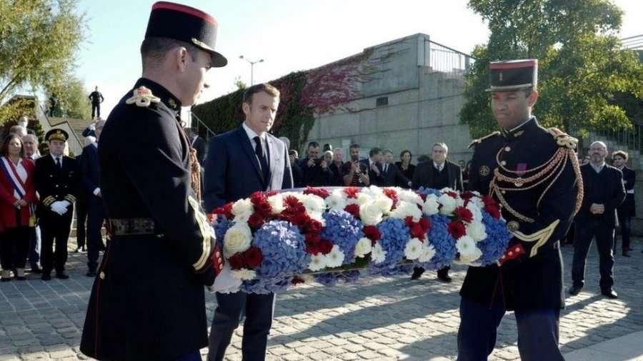 Macron për masakrimin e algjerianëve në Paris 60 vjet më parë: Krim i pafalshëm
