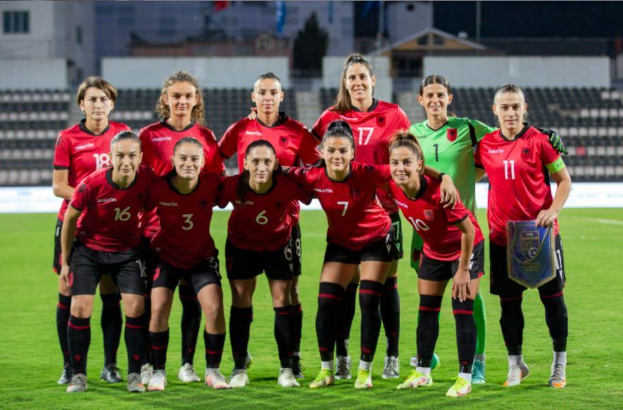 Kombëtarja shqiptare e vajzave/ Ndeshjet ndaj Armenisë dhe Polonisë, trajneri Grima zbulon listën