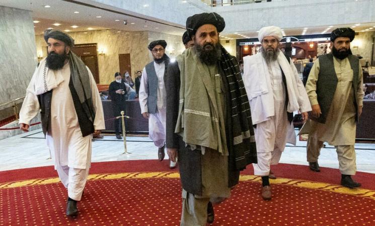 Moska fton talebanët në bisedimet për Afganistanin më 19 tetor
