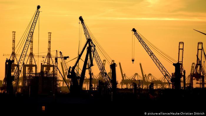 Gjermani: Ulen ndjeshëm parashikimet për zhvillimin ekonomik në vjeshtë