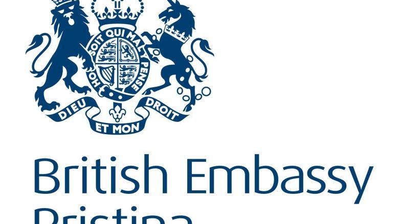 Ambasada britanike në Kosovë mbështet aksionin kundër krimit të organizuar në veri