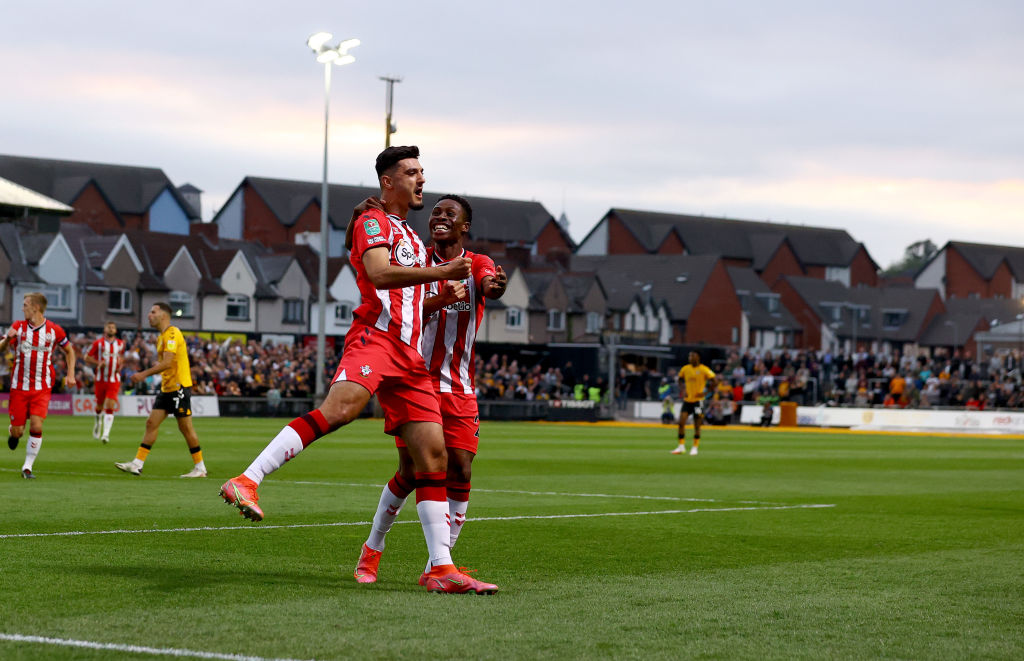 Video/ Shikoni çfarë bën Broja me Southampton: goli i parë i shqiptarit në Premier League