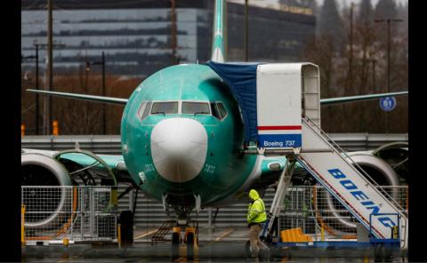 Mashtrime me sistemin e kontrollit të Boeing 737