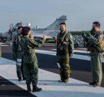 Trupat amerikane mbërrijnë në Tajvan, presidentja: S'kemi frikë nga Kina!