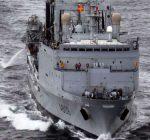 Marina franceze sekuestron anijen britanike, tensione mes gjigantëve të Europës